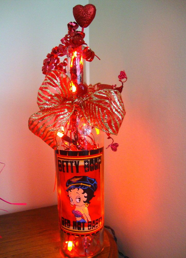 valentine's day light up hearts