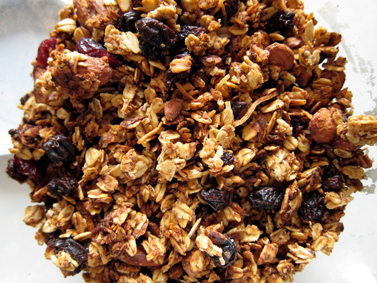 Daniel Fast granola | Daniel Fast Recipes | Pinterest