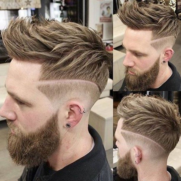 20 Ultra Clean Line Up Haircuts picture