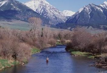 depuy 39 s spring creek fishing in southwest montana pinterest
