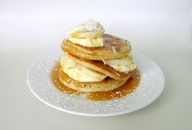 Queen Elizabeth's Drop Scones recipe - Foodista.com Use half and half ...