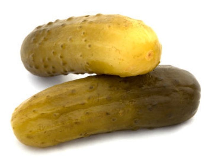 Kosher Dill Pickles - Small Batch | Things I would can, if my Farmvil ...