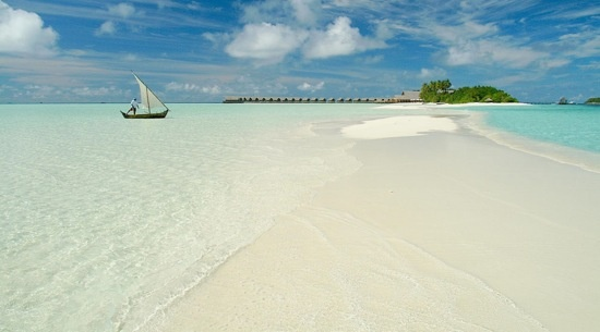 Cocoa Island: Maldives