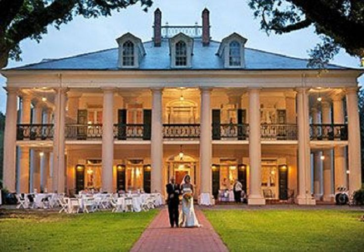 A Modern Day Plantation Wedding Southern Comfort