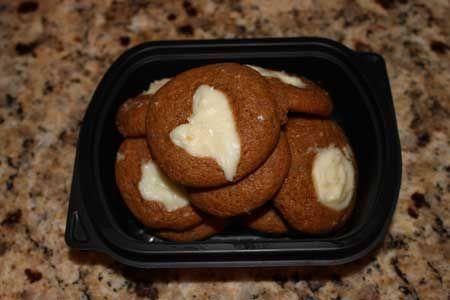 Cheesecake Ginger Cookies | Cookies | Pinterest