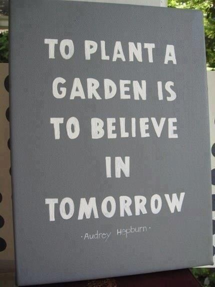Quotes About Love Quote Garden : gardens