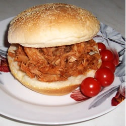 Sarge's EZ Pulled Pork BBQ from Allrecipes.com