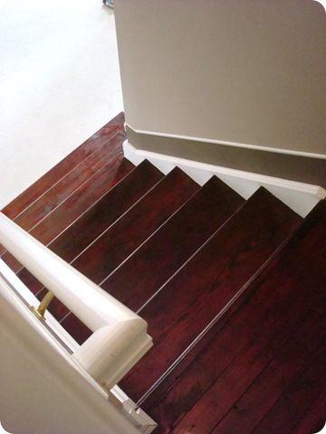 Stain color minwax bombay mahogany for the home pinterest for Bombay mahogany kitchen cabinets