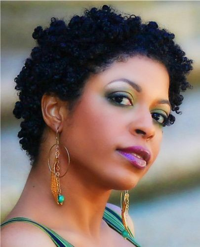 Afro Textured Hair ~ Afro textured hair natural pinterest