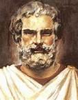 01 - Tales de Mileto (640-548 a.C) – Famoso matemático y astrónomo, nacido en Mileto, ciudad Jónica del Asia Menor, personaje orgullo de los griegos, Tales pudo predecir la realización de un eclipse, algo increíble para la época.