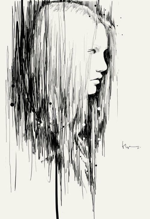 Vertical Line Art : Vertical lines art pinterest