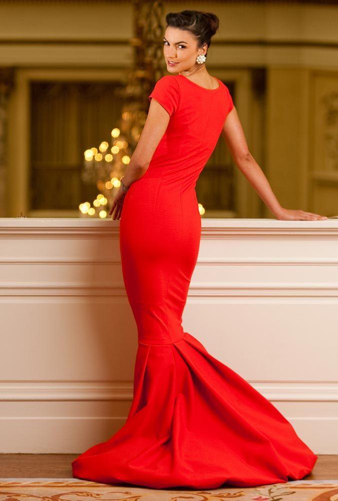 maxi red dress girlbelieve. Black Bedroom Furniture Sets. Home Design Ideas
