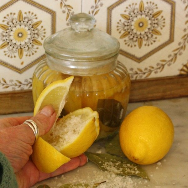 super easy recipe for How To Make Preserved Lemons, great gourmet ...