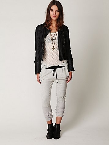 travel attire - Sweater Knit Pants