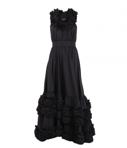 Gorgeous Ruffled Maxi Dress