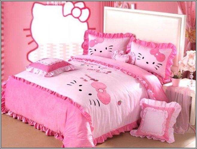 Hello Kitty Room Set : Hello Kitty Room Furniture Sets  Kid Rooms  Pinterest