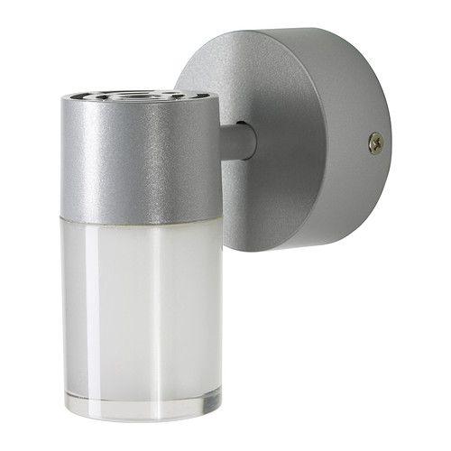 SOLBACKEN Led-wandlamp - IKEA  Garden  Pinterest