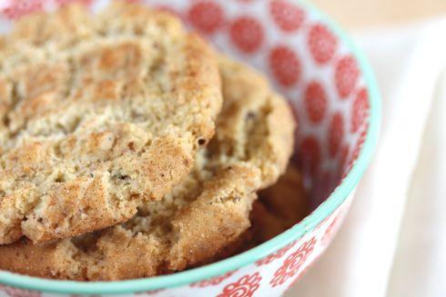 Snickerdoodle Cookies - Gluten Free - Gluten Free flour mix - sugar ...
