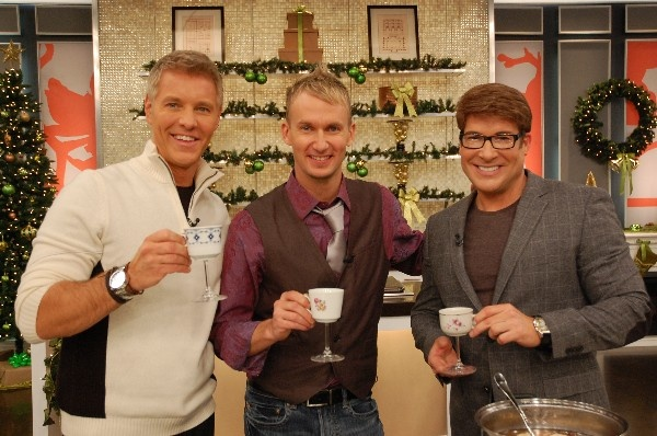 Boozy Hot Apple Cider - with Gavin | Steven and Chris | Pinterest