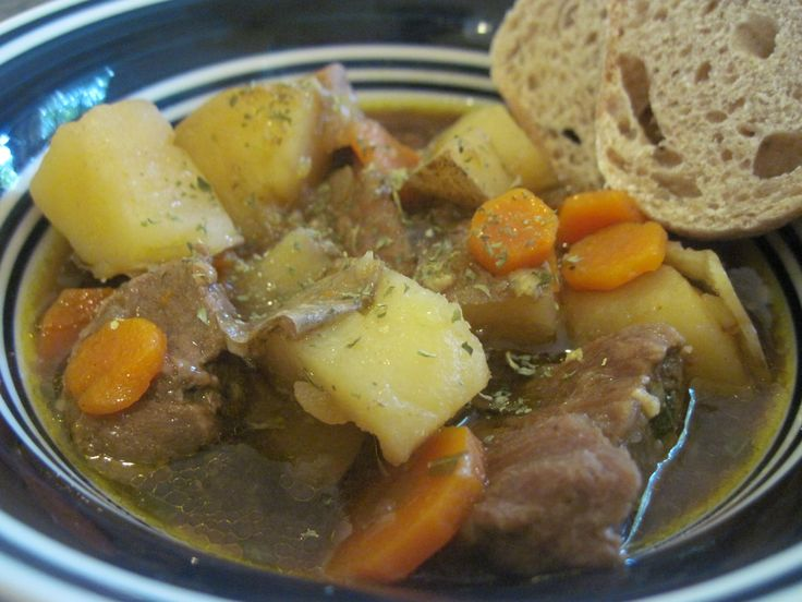 Beer and beef stew | Yummy Foods & Drinks | Pinterest