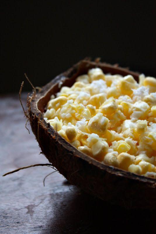 raw vegan corn coconut salad | Save and organize your favourite ...