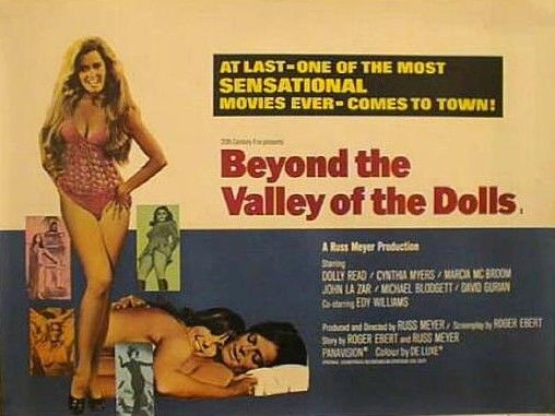 beyond the valley of the dolls (d. russ meyer)