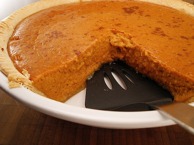 Classic Pumpkin Pie | Foodie Love | Pinterest