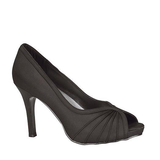 Black Wedding Shoes Pinterest