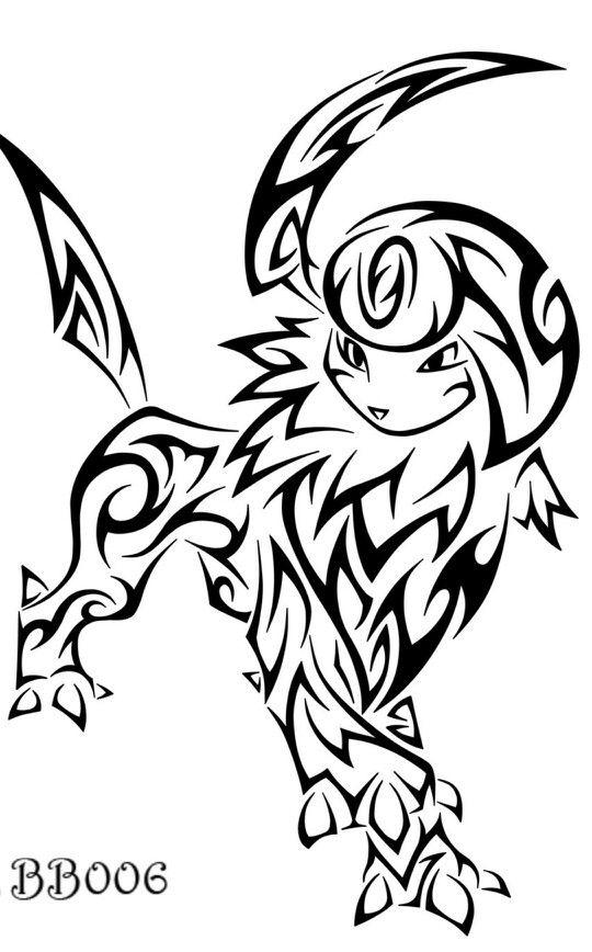 Gallery For gt Pokemon Tribal Tattoos
