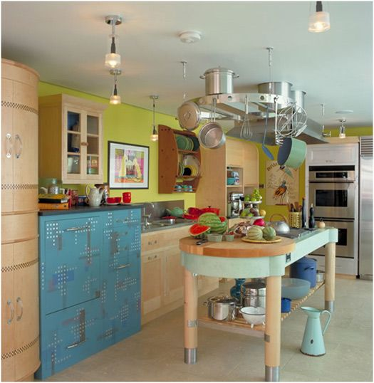 Neon Grune Wandfarbe : lime green kitchen ideas romantic and rustic favorite places spaces