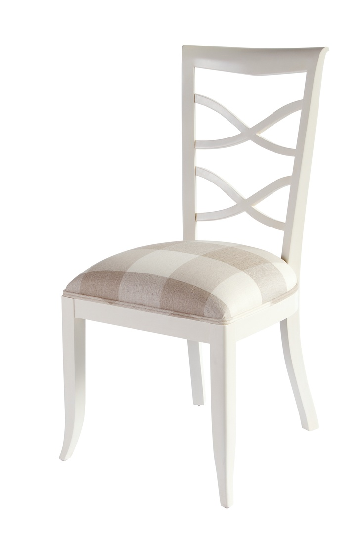 Oslo Dining Chair White Hamptons Style Pinterest