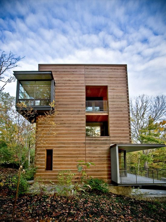 modern log cabin design home sweet home pinterest