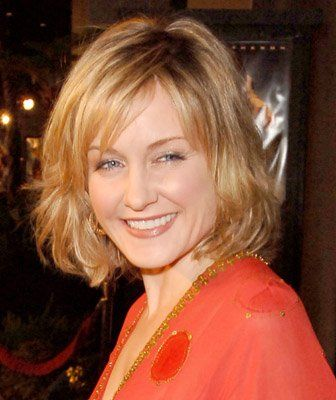 ancient chinese hairstyles : Amy Carlson Hairstyle 2013 Amy carlson at event of on
