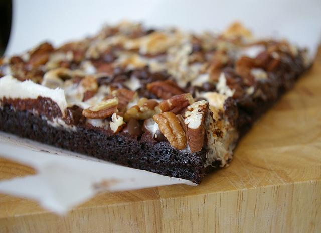 Rocky Road Brownies | Desserts | Pinterest