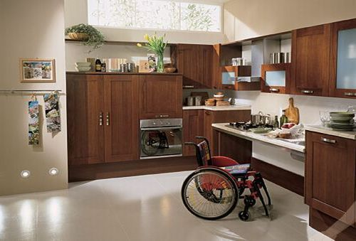 Accessible Kitchen Adapted Home Ideas Pinterest