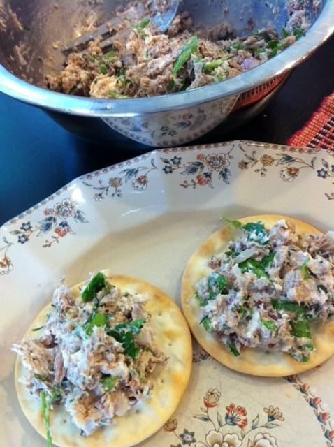 sardine rillettes | deliciousness | Pinterest