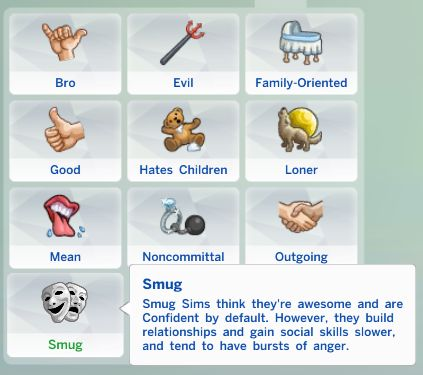 43 best images about sims 4 psychology : traits skills