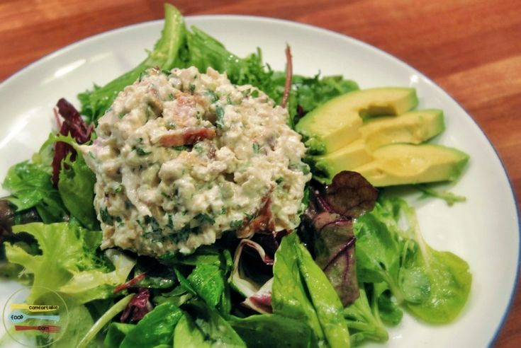 The best (jalapeño and bacon) chicken salad ever | Recipe