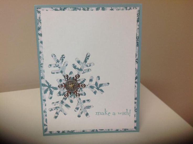 winter birthday card card ideas pinterest