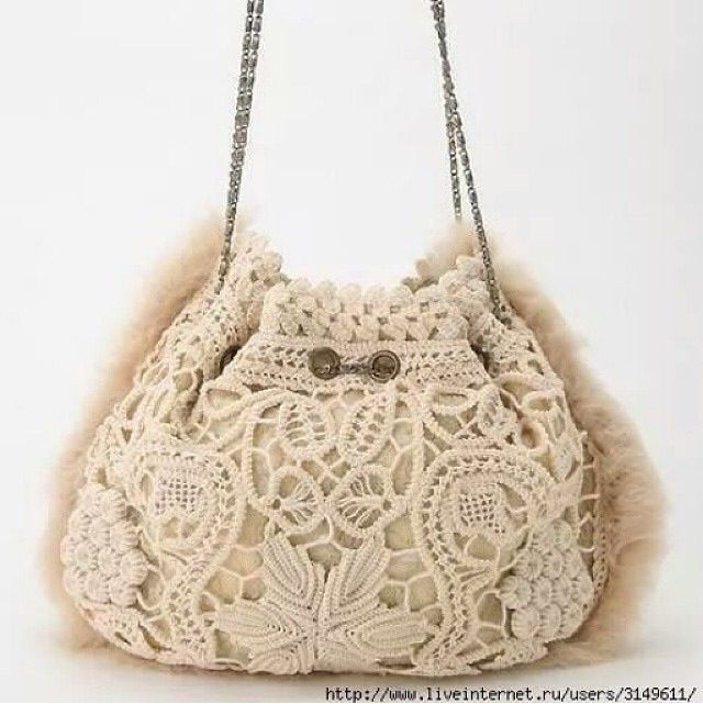 Crochet Bags Pinterest : Crochet bag. Crochet Bags Pinterest