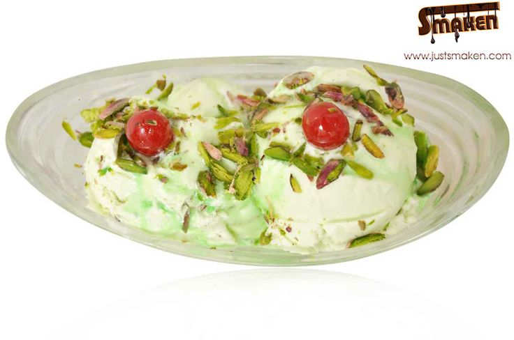 Smaken pistachio sundae | Smaken | Pinterest