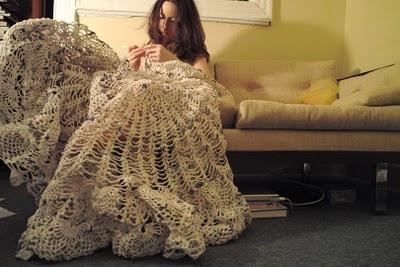 Crocheting Using Plastic Bags : crochet - used plastic carrier bags