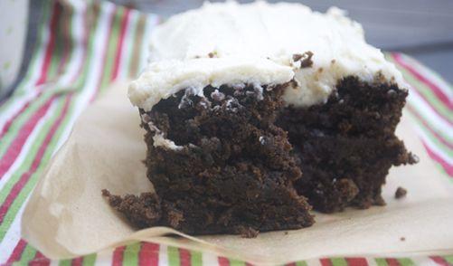 Gluten-Free & Vegan Gingerbread Loaf (teff flour, quinoa flour ...
