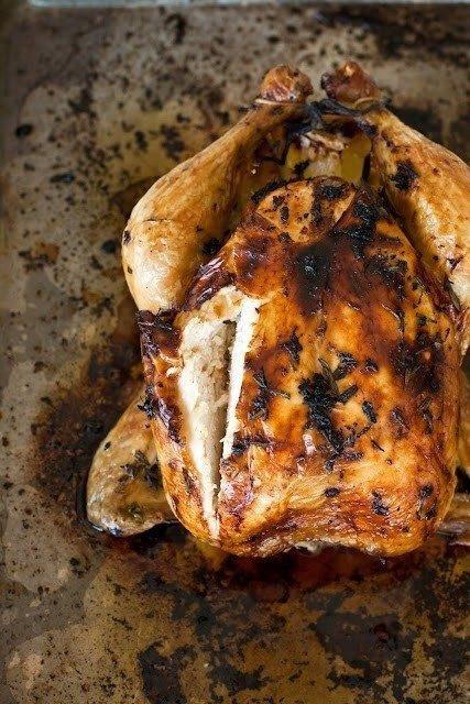 perfect roast chicken | Mangiamo!! | Pinterest