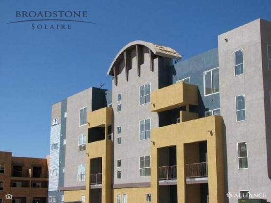Broadstone Solaire A Luxury Apartment Located In Albuquerque NM