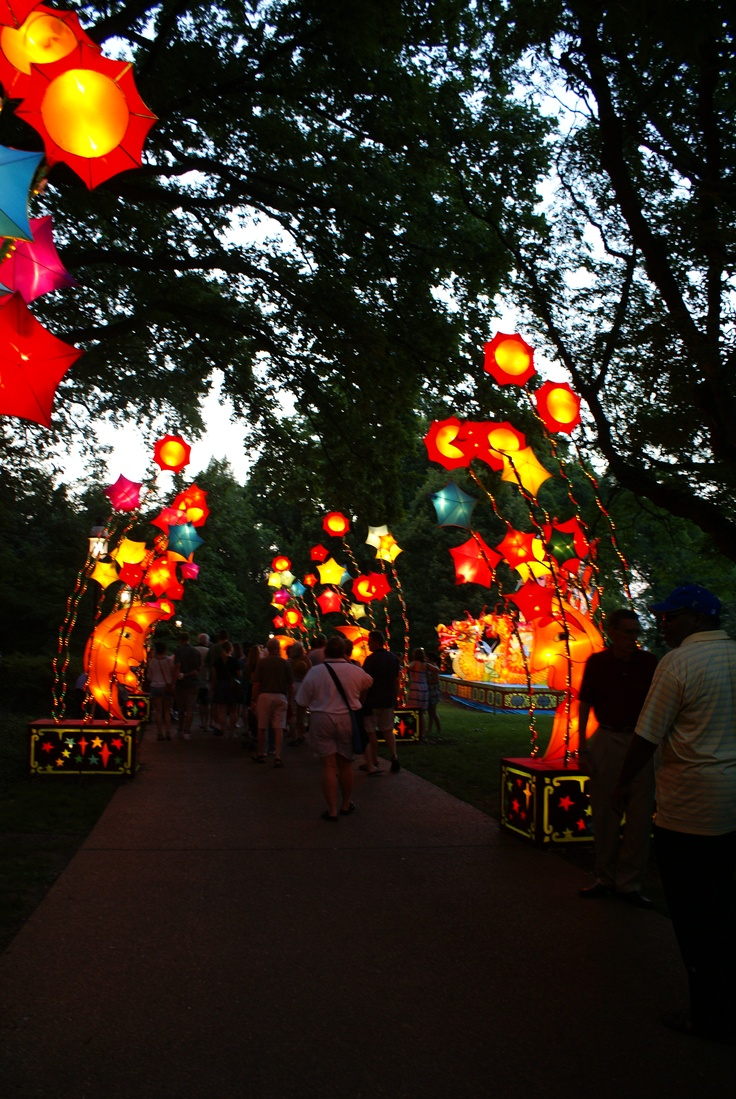 Pin by emily kaiser on secret garden pinterest Missouri botanical garden lantern festival