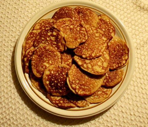 Squash Pancakes | Dessert First | Pinterest