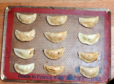 Vintage Recipe Redo and Swap: Apple Pork mini Empanadas (gluten free ...