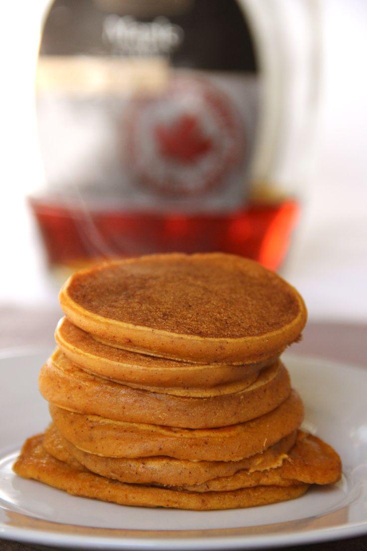 Pumpkin Pie Pancakes | Recipe