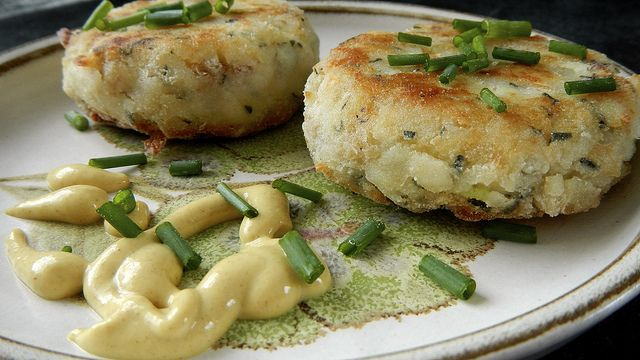 Cod Fish Cakes   Food worth trying   Pinterest